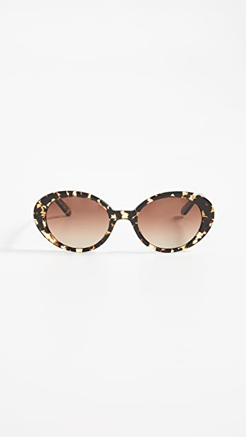 Krewe Laurel Sunglasses