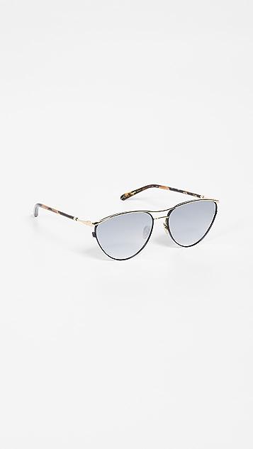 Krewe Солнцезащитные очки Cohn
