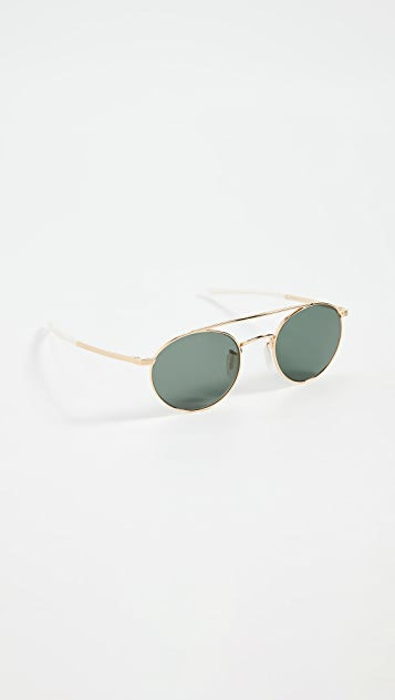 Krewe Driskill Sunglasses