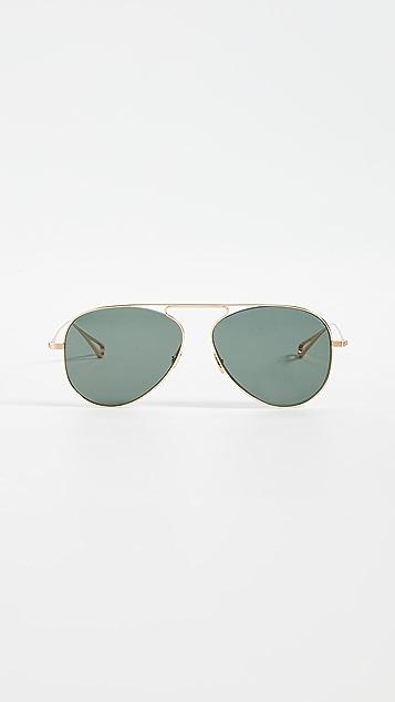Krewe Marconi 24k Sunglasses