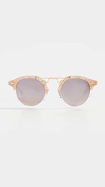 Krewe St Louis Sunglasses