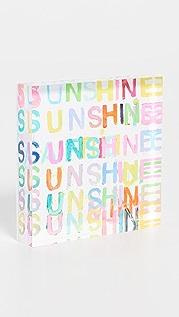 Kerri Rosenthal Here Comes The Sun 4x4 拼图