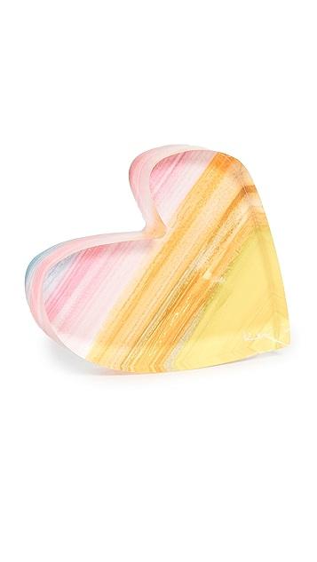 Kerri Rosenthal Follow Your Raintbow Rock Of Love