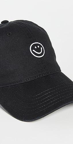 Kerri Rosenthal - 笑脸图案棒球帽