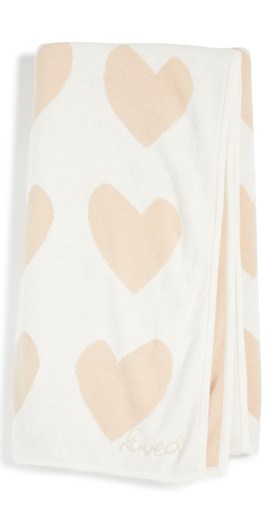 Imperfect Love Cashmere Blanket
