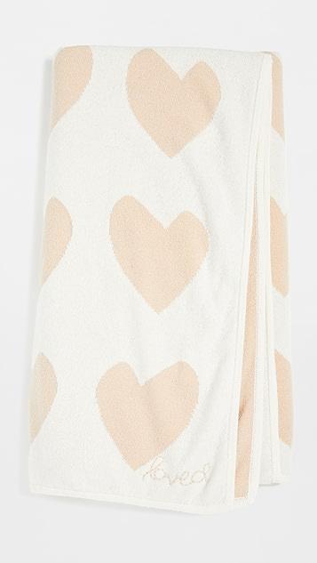 Kerri Rosenthal Imperfect Love Cashmere Blanket