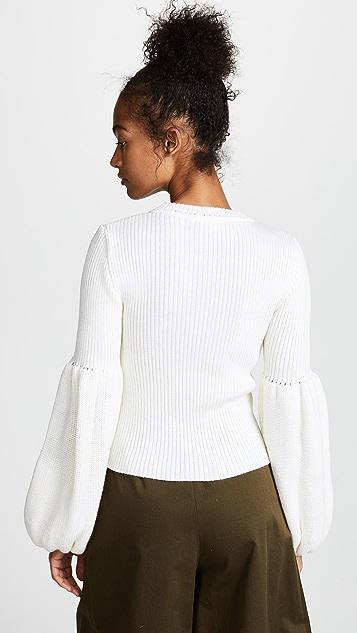 Ksenia Schnaider Wool Mix Sweater