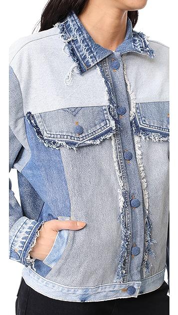 Ksenia Schnaider Denim Jacket