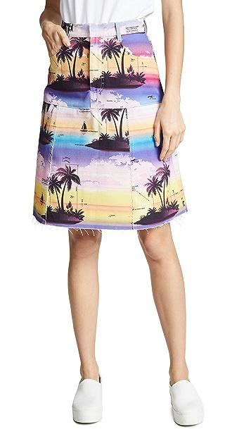Ksenia Schnaider Midi Skirt