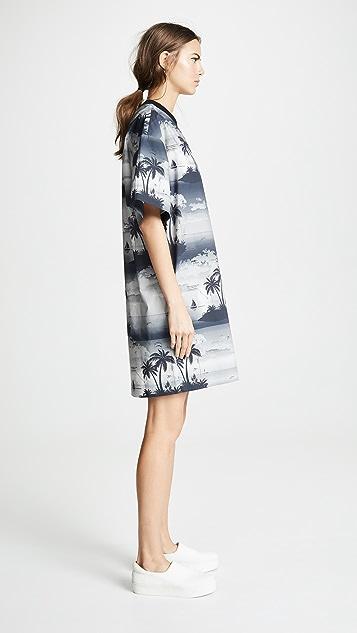 Ksenia Schnaider Платье Hawaii