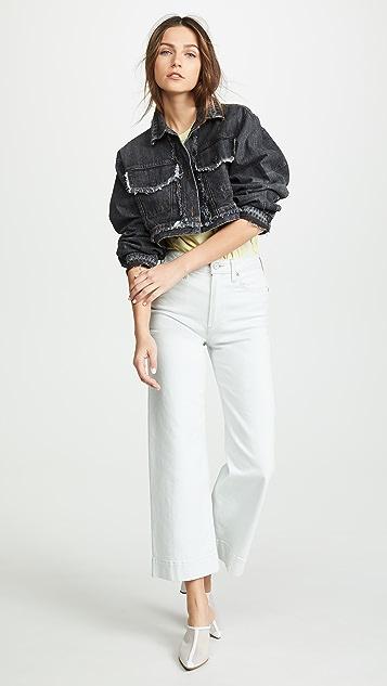 Ksenia Schnaider Cropped Jacket