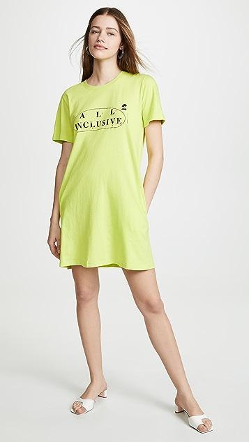 Ksenia Schnaider All Inclusive T-Shirt Dress