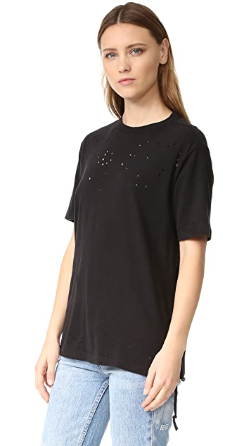 Ksubi Back Off Tee