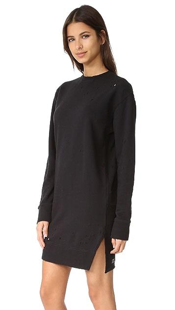 Ksubi Sidewalk Sweatshirt Dress