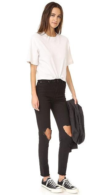 Ksubi High & Wasted Jeans