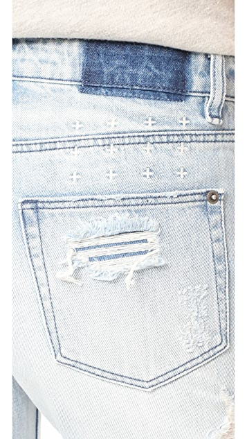 Ksubi Straight N Narrow Jeans