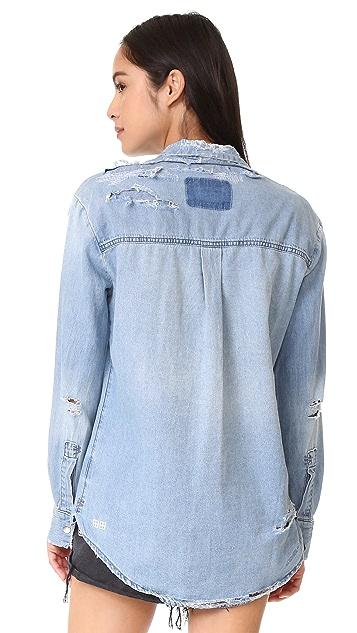 Ksubi Patti Smith Shirt