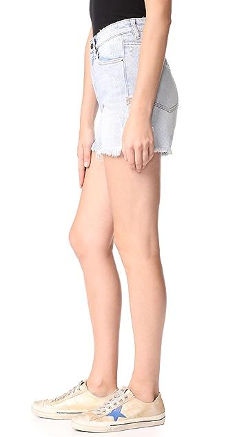 Ksubi Rise 'N High Shorts