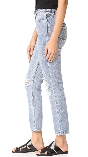 Ksubi The Slim Pin Placid Jeans