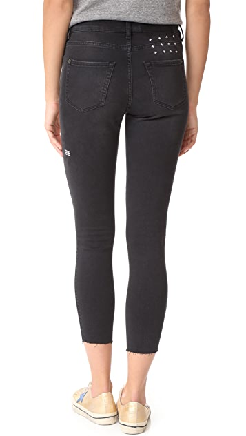 Ksubi Skinny Crop Pants