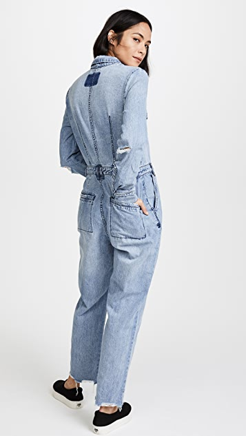 Ksubi Badlands Boiler Jumpsuit
