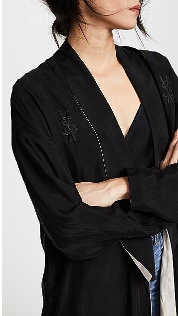 Ksubi Reversible Kick It Kimono