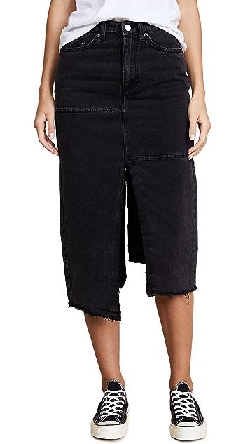 Ksubi Pip Skirt