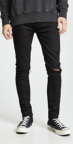 Ksubi - Black Van Winkle Ace Slice Jeans