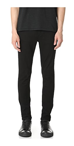 Ksubi - Van Winkle Black Rebel Jeans