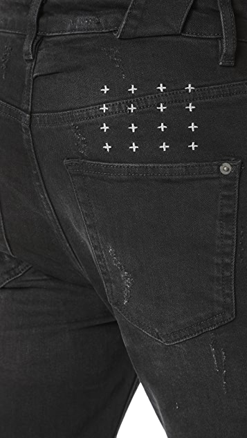 Ksubi Chitch Boneyard Black Jeans