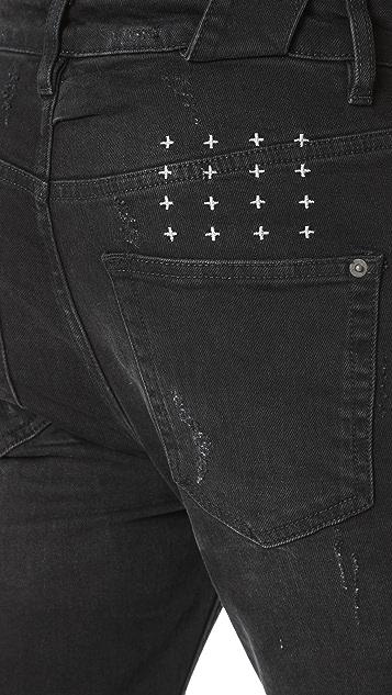 Ksubi Chitch Boneyard Black Jeans