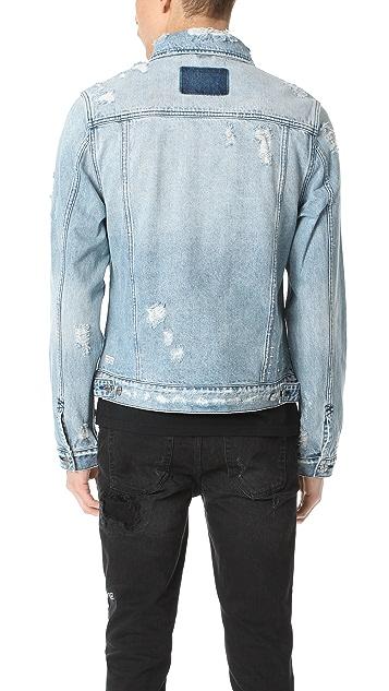 Ksubi Hendrix Classic Denim Jacket