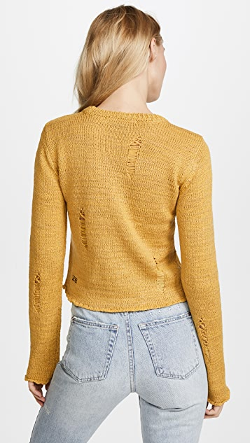 Ksubi Jaded Knit Sweater