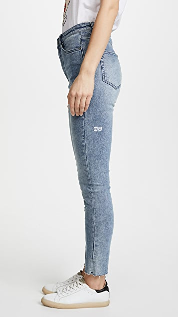 Ksubi High N Wasted Jeans