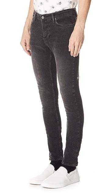 Ksubi Van Winkle Thunder Jeans