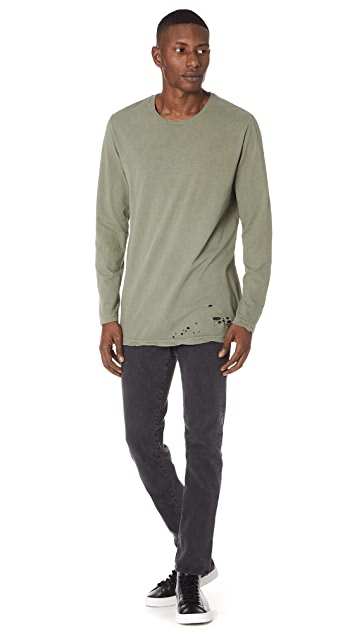 Ksubi Long Sleeve Tee