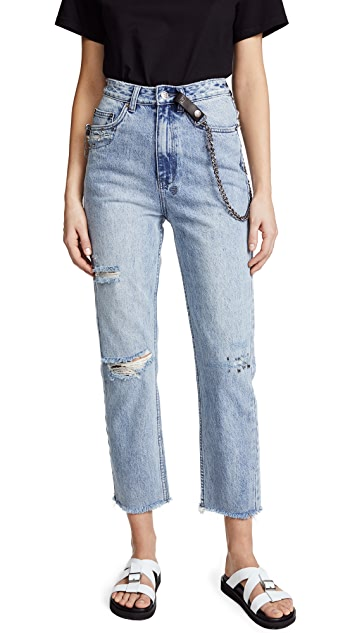 Ksubi Chlo Wasted Straight Leg Jeans