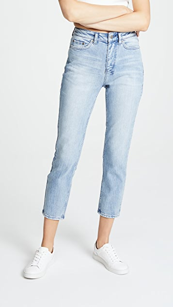 Ksubi The Slim Pin Crop Jeans