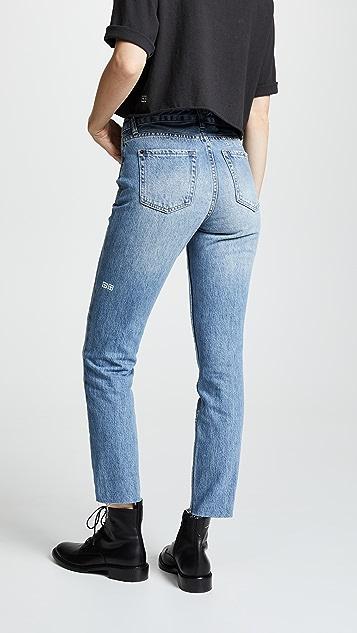 Ksubi Узкие джинсы Pin