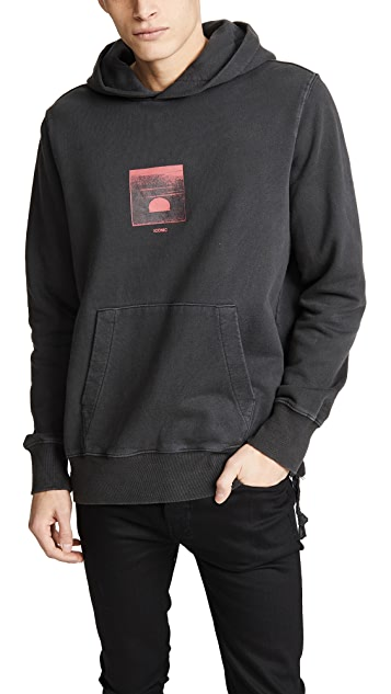 Ksubi Iconic Hoodie Back To Black