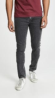 Ksubi Chitch Pure Black Blazed Jeans