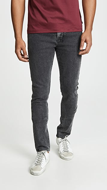 Ksubi Chitch Pure Black Blazed Jeans