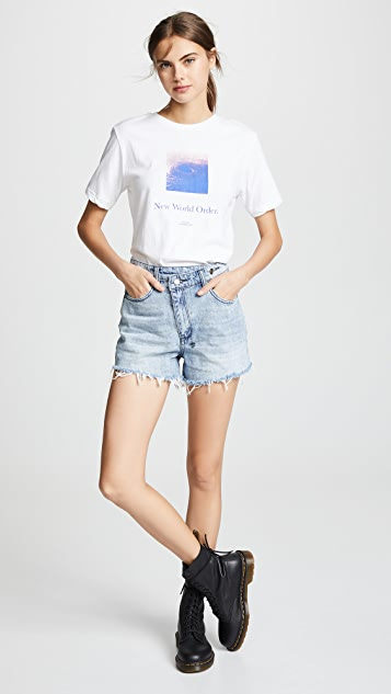Ksubi Relax Crossover Shorts