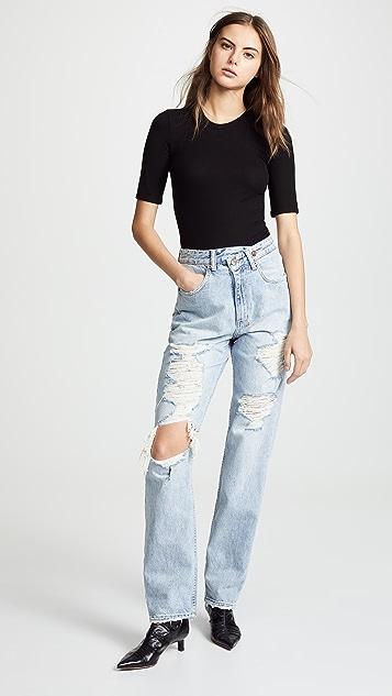 Ksubi Relax Crossover Jeans