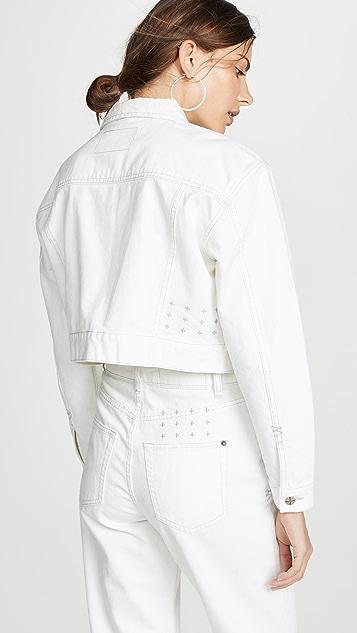 Ksubi Chalk Jett Jacket