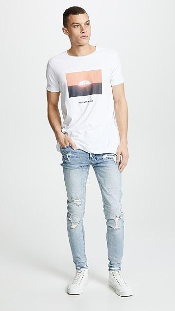 3fe6f2565a Ksubi Van Winkle Trashed Dreams Jeans ...