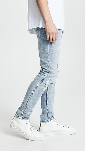Ksubi Van Winkle Trashed Dreams Jeans