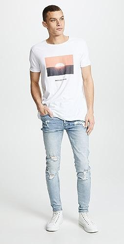 Ksubi - Van Winkle Trashed Dreams Jeans