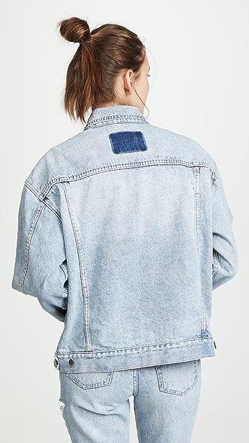 Ksubi Oversized Karma Jacket