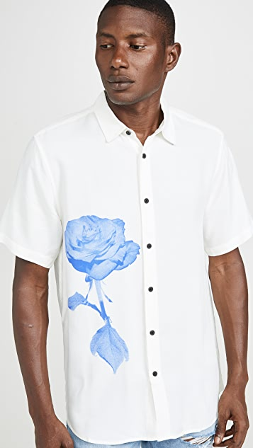 Ksubi No Daisy Short Sleeves Shirt